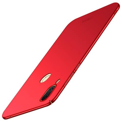 MOFI Ultratenký kryt Huawei Nova 3i červený
