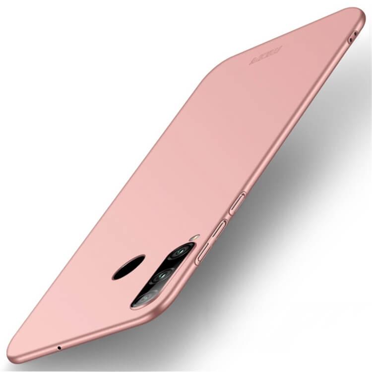 MOFI Ultratenký obal Honor 20 Lite růžový