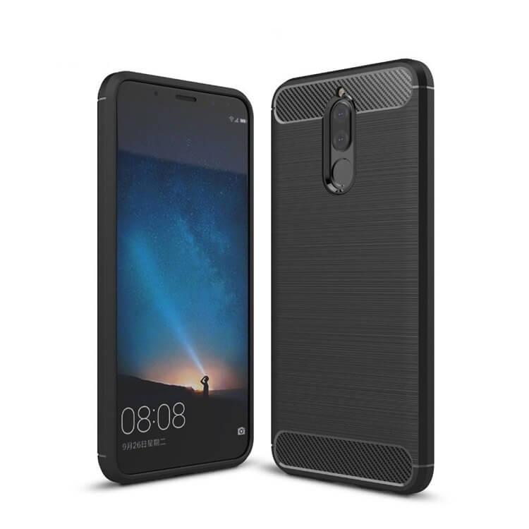 FORCELL FLEXI TPU Kryt Huawei Mate 10 Lite černý