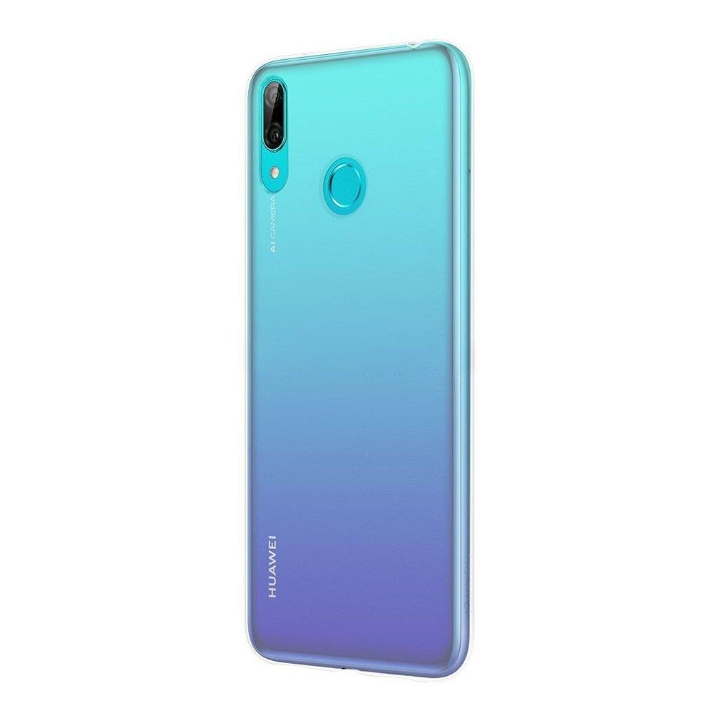 HUAWEI SOFT CASE Huawei Y6 2019 průhledný