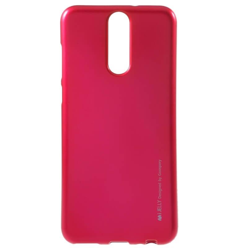MERCURY I-JELLY obal Huawei Mate 10 Lite růžový