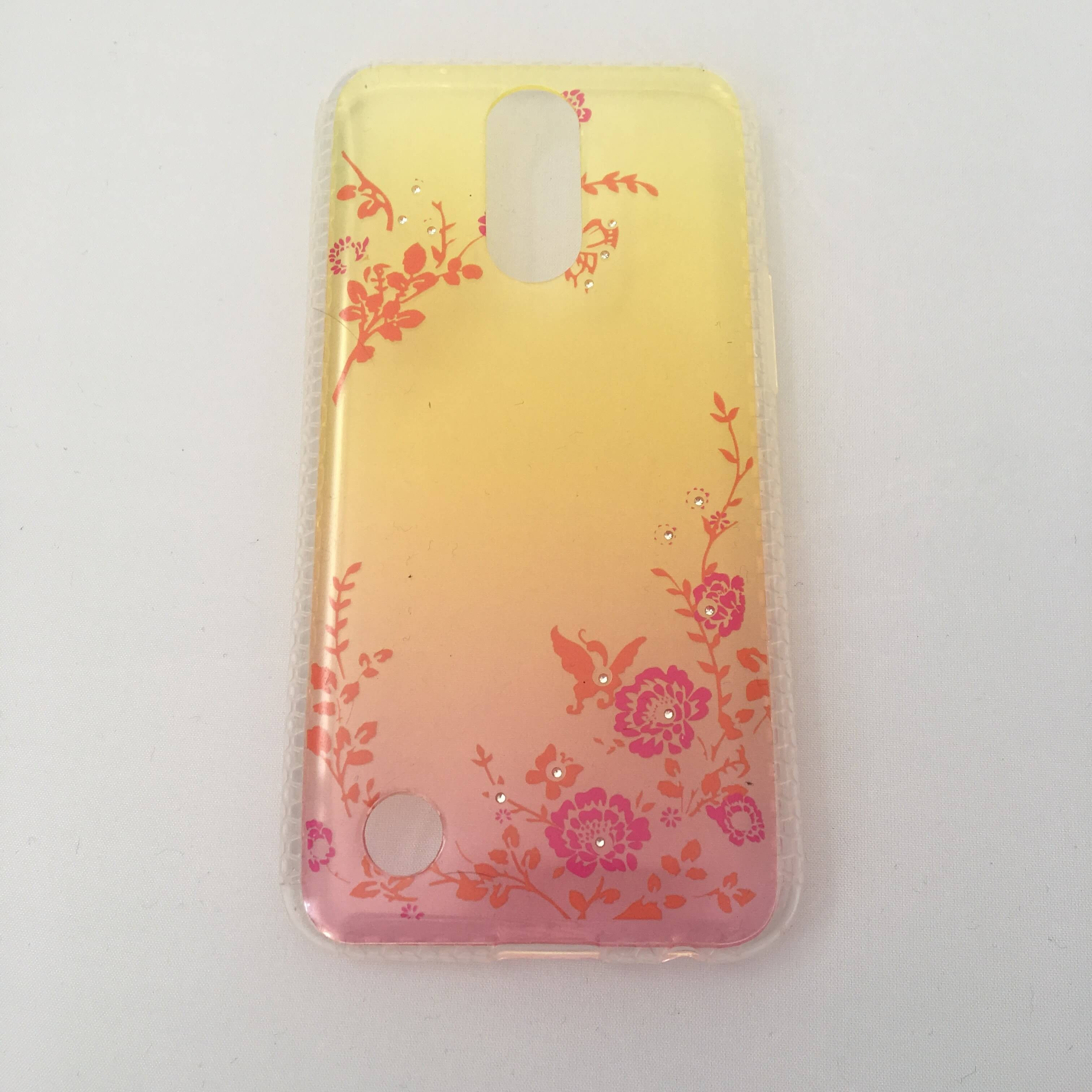 FORCELL ART TPU obal LG K10 2017 PINKY (040)