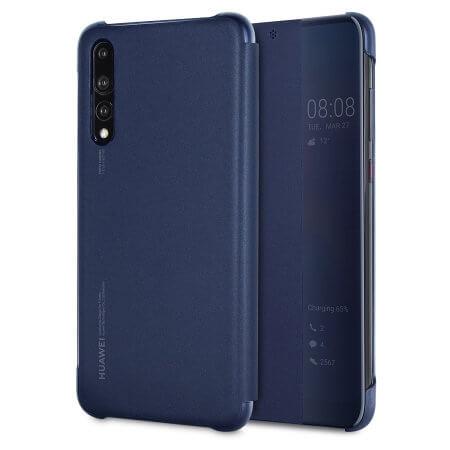 HUAWEI SMART VIEW COVER Huawei P20 Pro modrý