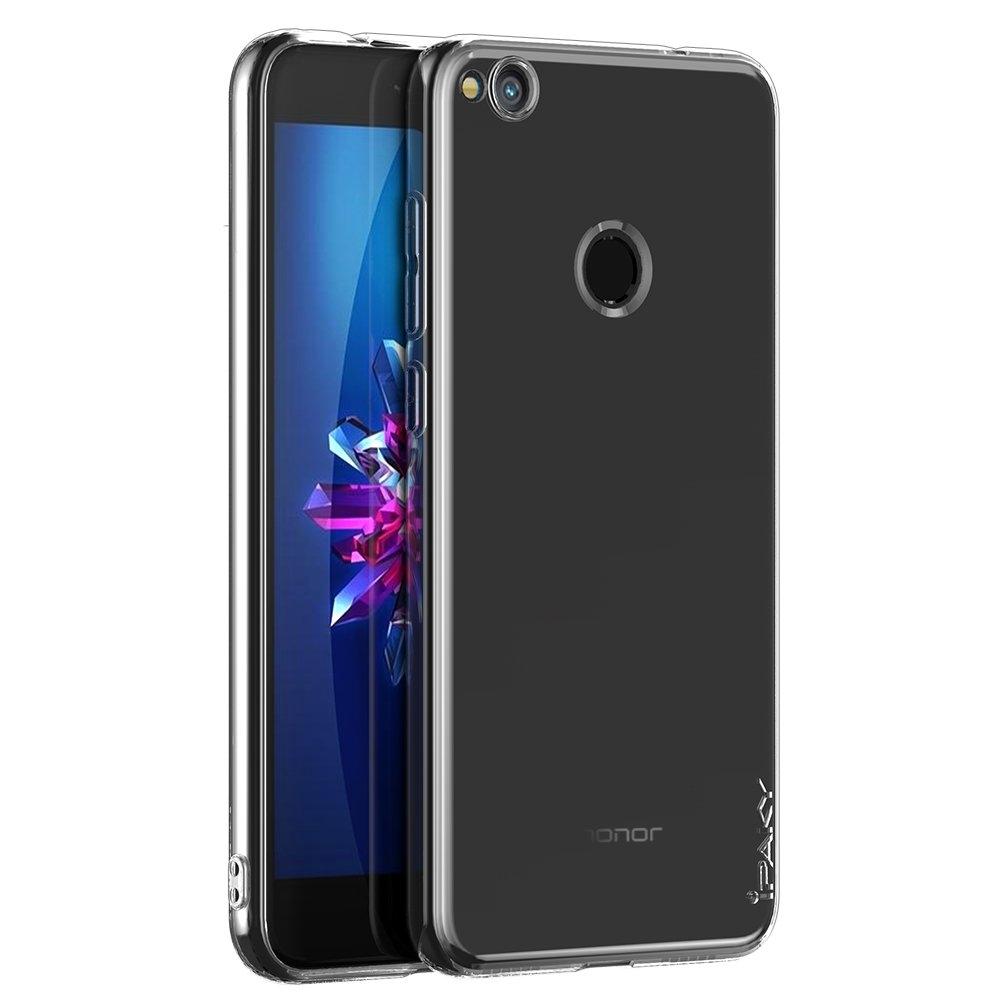FORCELL IPAKY Silikónový Kryt + tvrdené sklo Huawei P9 Lite 2017