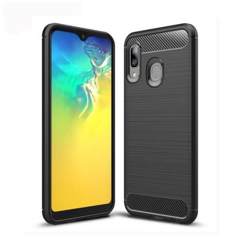 FORCELL FLEXI TPU Obal Samsung Galaxy A20e černý