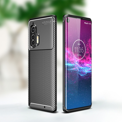FORCELL BEETLE TPU obal Motorola Edge Plus černý