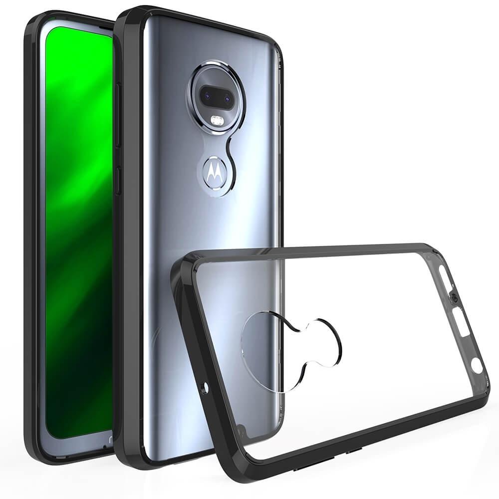 FORCELL FRAME Ochranný obal Motorola Moto G7 černý