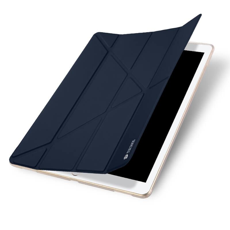 DUX Zaklapací obal Apple iPad Pro 12.9 (2017) modrý
