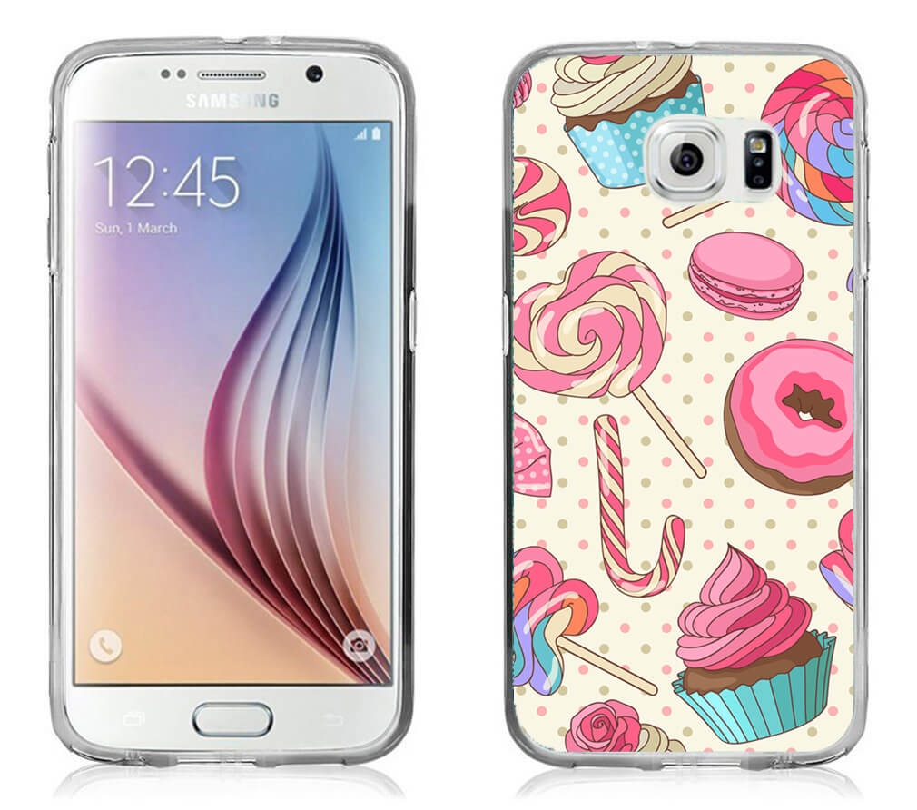 FORCELL MY ART kryt Samsung Galaxy S7 CANDY (030)