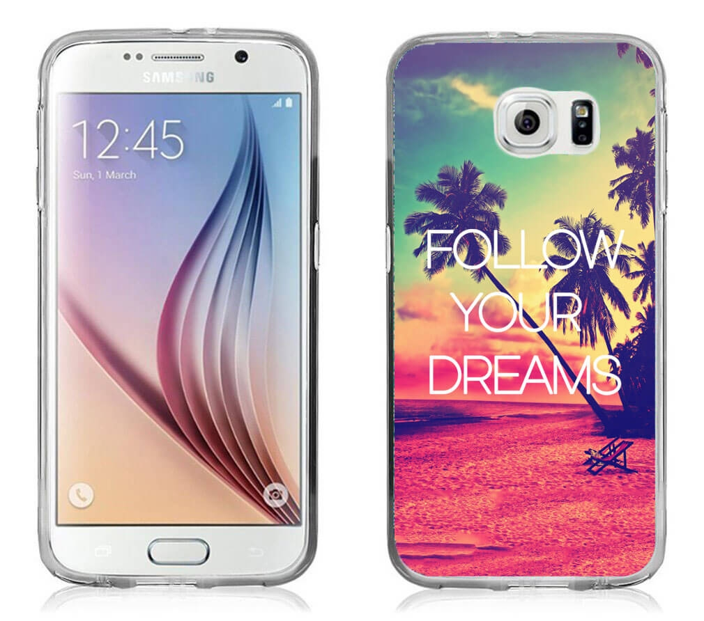 MY ART kryt Samsung Galaxy S7 DREAMS (018) 009ead7b0ee