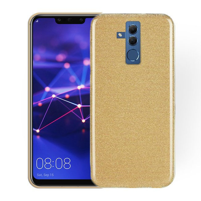 FORCELL Kryt s třpytky Huawei Mate 20 Lite