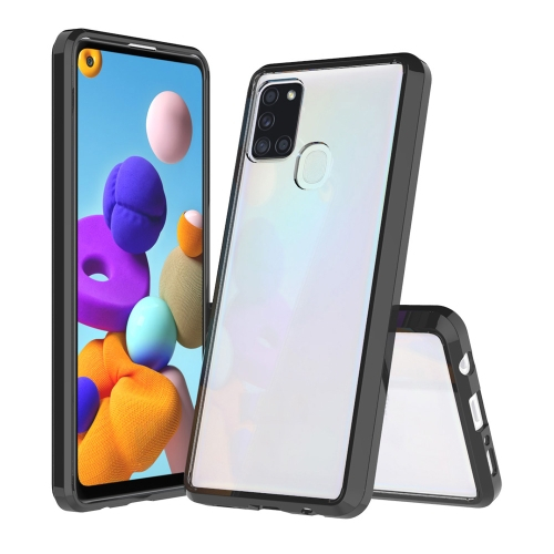 FORCELL SHOCK Extra odolný kryt Samsung Galaxy A21s černý