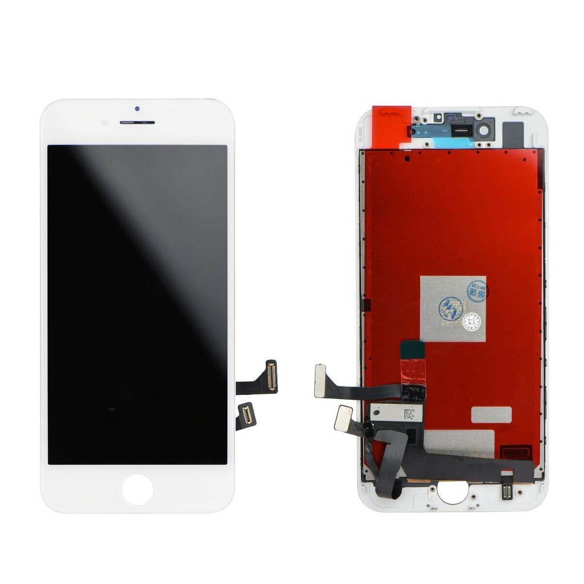 Apple iPhone 7 LCD Displej + dotyková deska AAA bílý