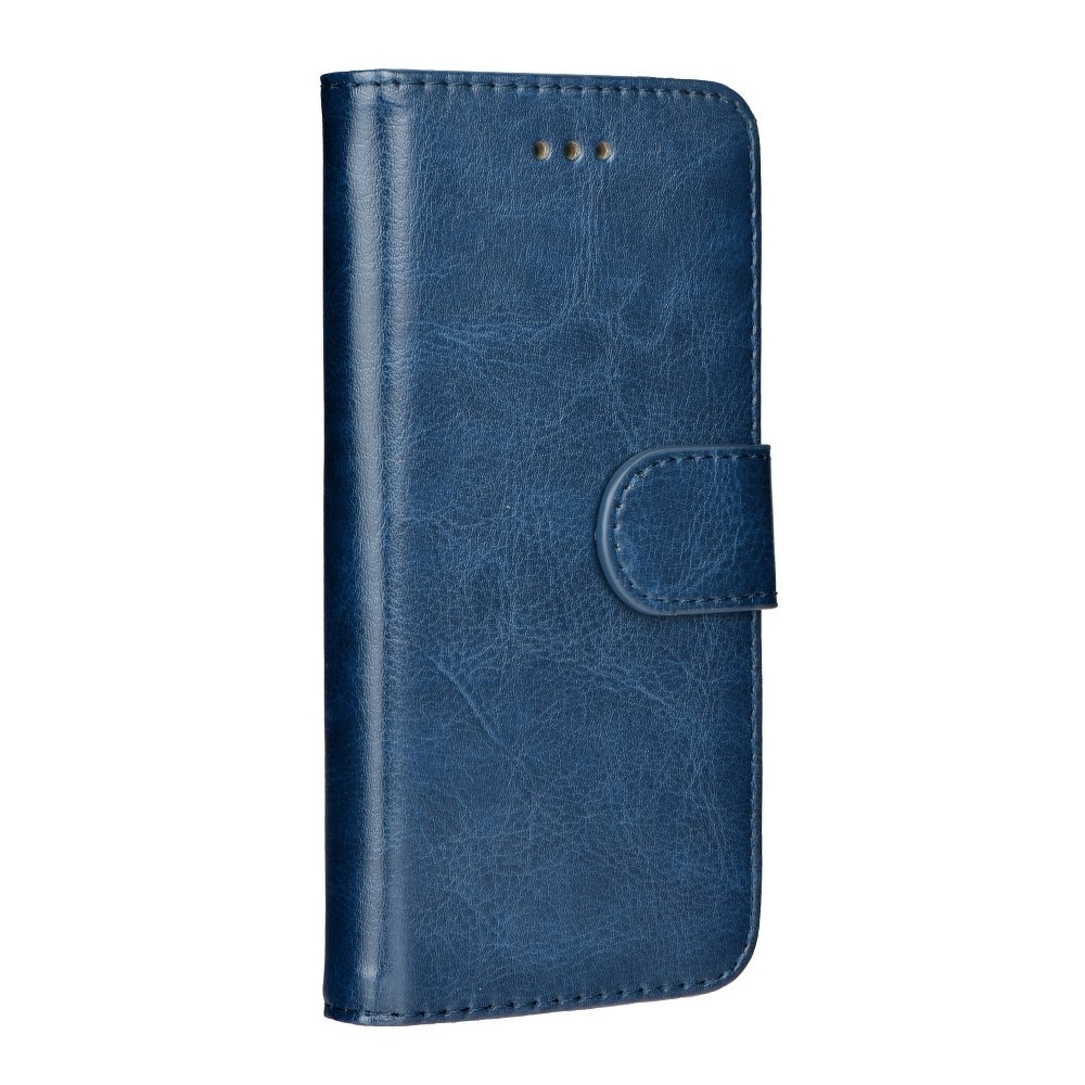 FORCELL LEATHER FLIP 2v1 Samsung Galaxy J5 2016 (J510) modrý