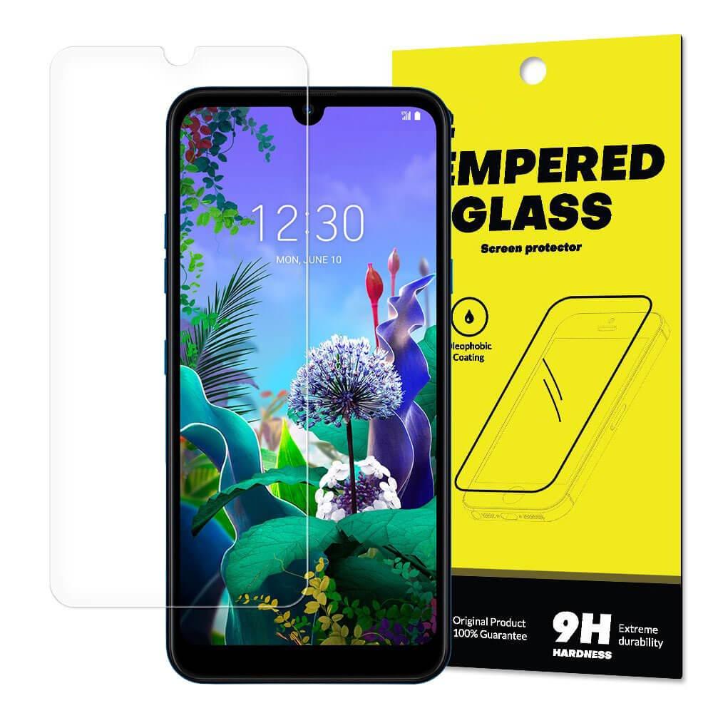 FORCELL Ochranné tvrzené (temperované) sklo LG Q60 / LG K50