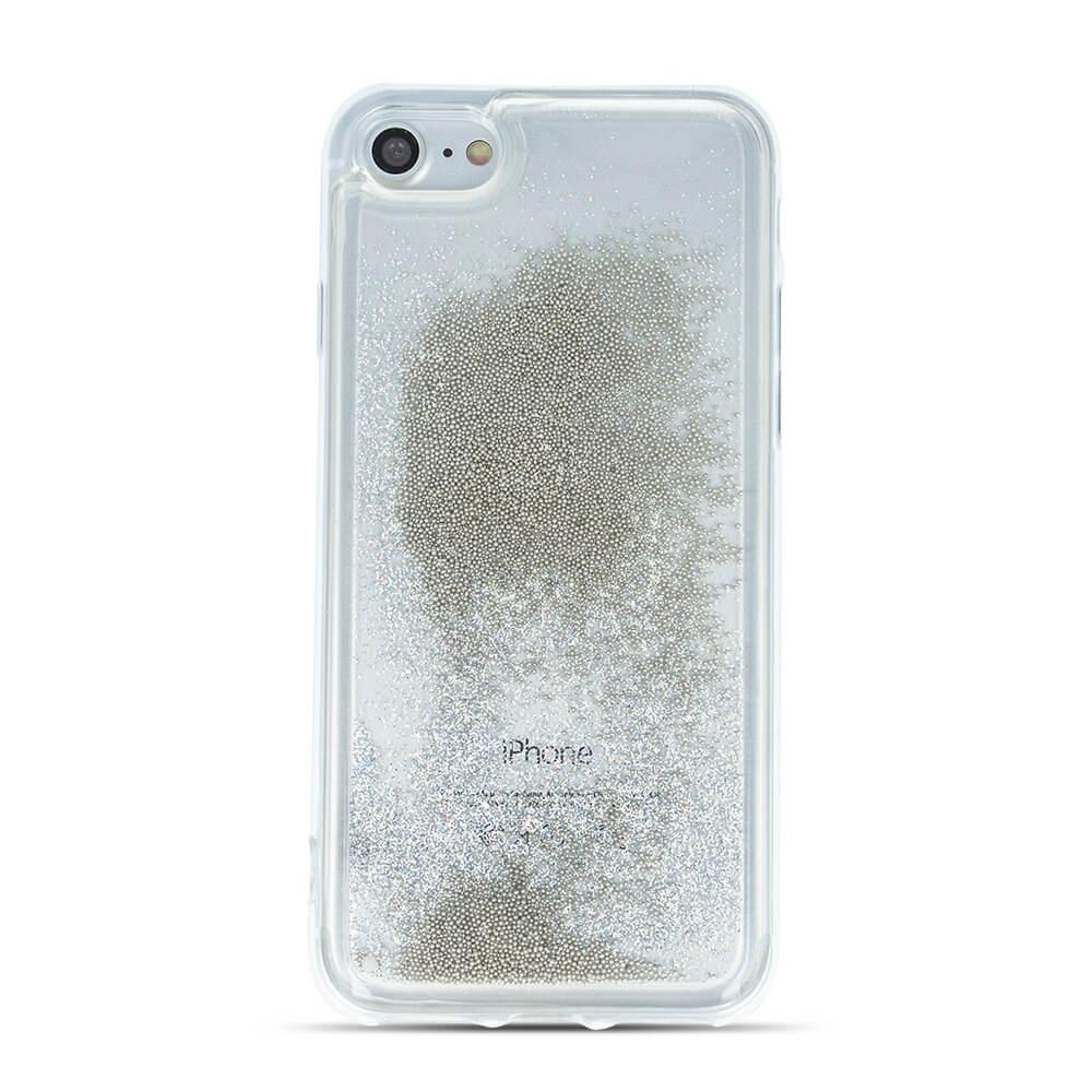 FORCELL LIQUID Obal Apple iPhone 6 / 6S stříbrný