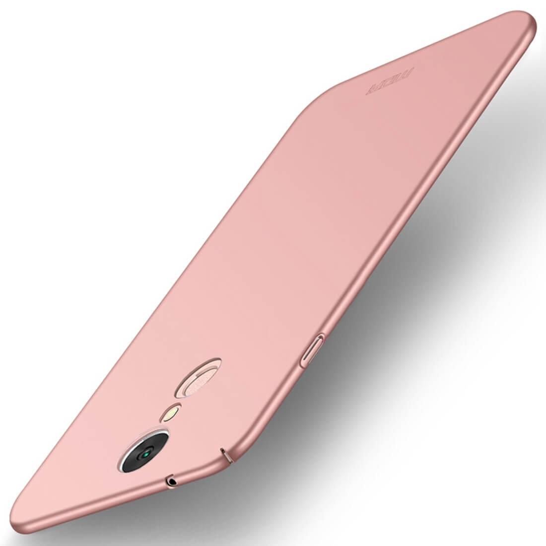 MOFI Ultratenký obal LG Q7 růžový