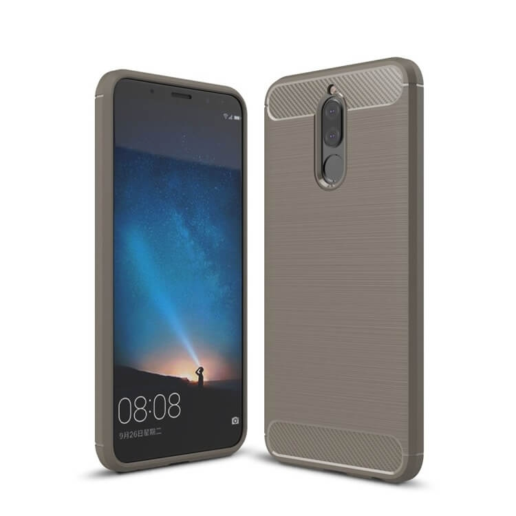 FORCELL FLEXI TPU Kryt Huawei Mate 10 Lite šedý