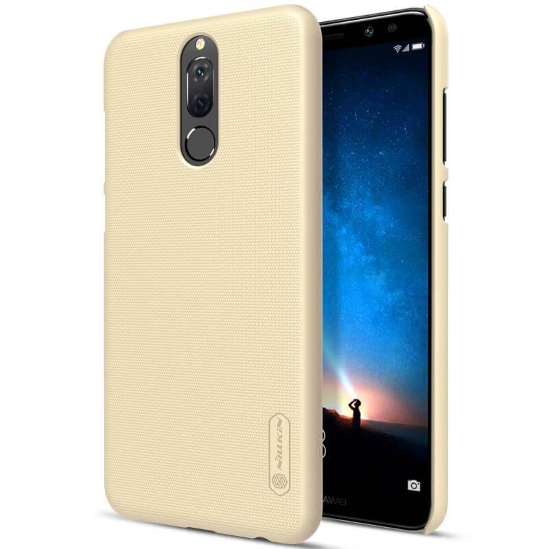 NILLKIN FROSTED + ochranná fólie Huawei Mate 10 Lite zlatý