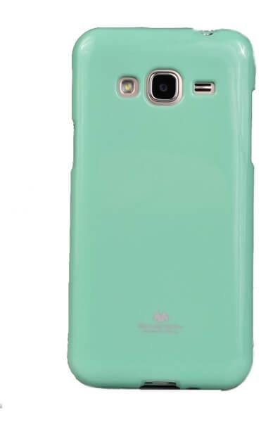 MERCURY JELLY TPU Samsung Galaxy J3 2016 mentolový