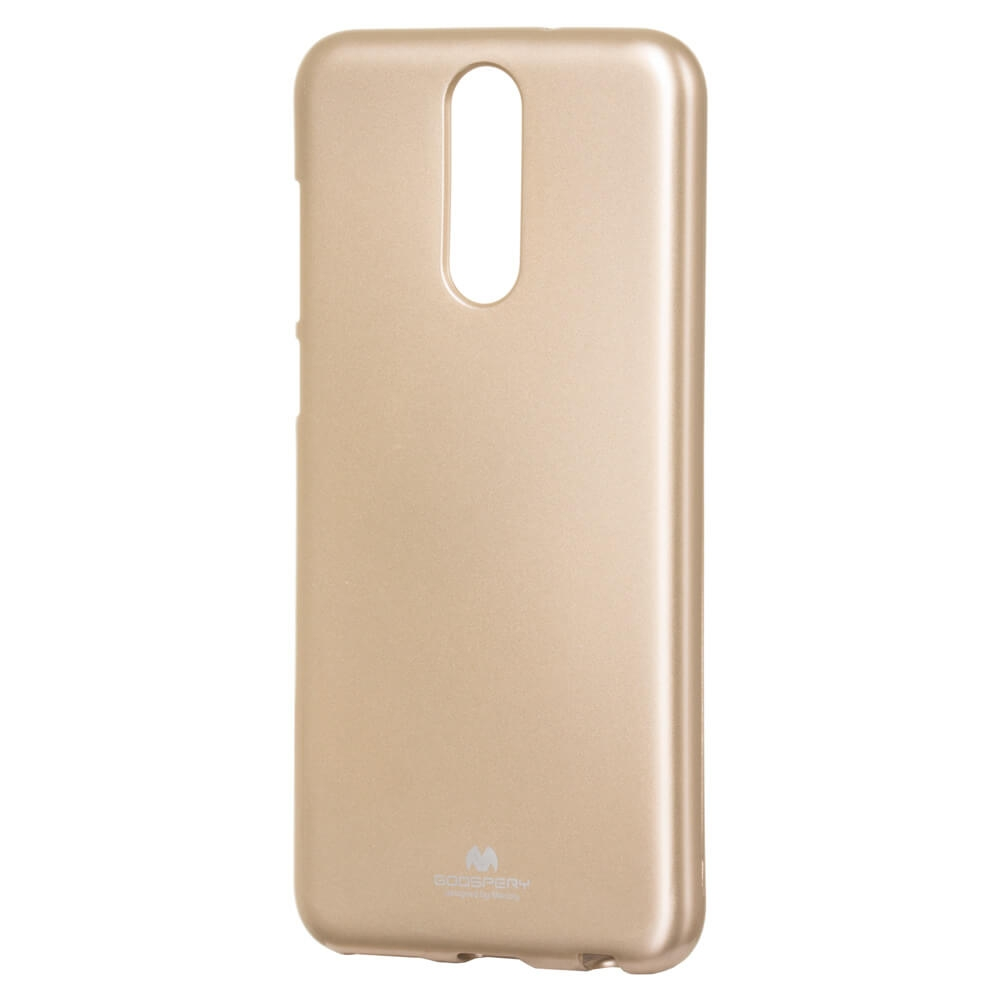 MERCURY JELLY TPU Huawei Mate 10 Lite zlatý