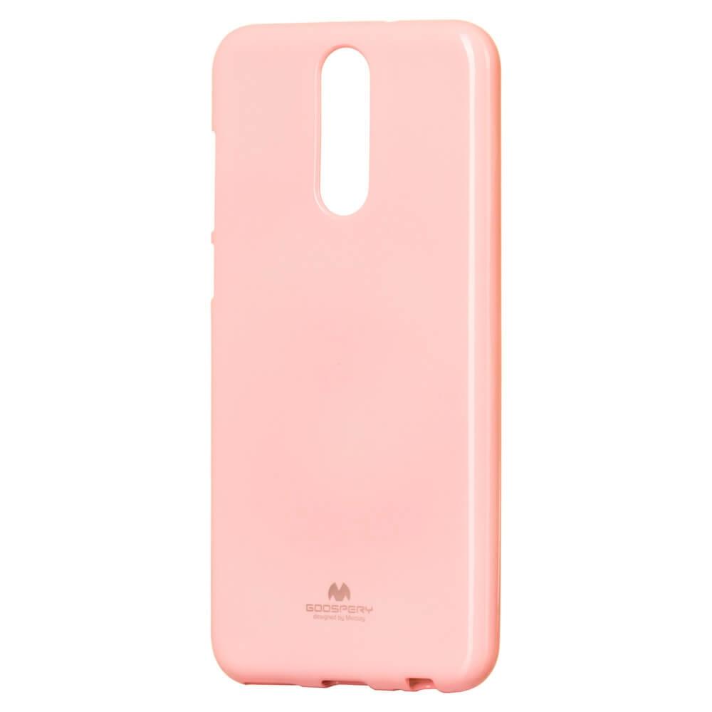 MERCURY JELLY TPU Huawei Mate 10 Lite růžový