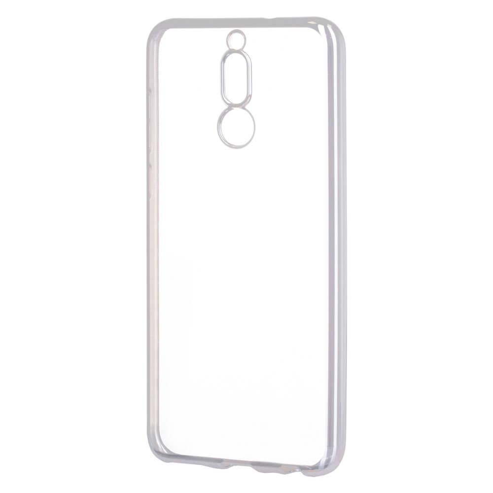 FORCELL METALLIC obal Huawei Mate 10 Lite stříbrný