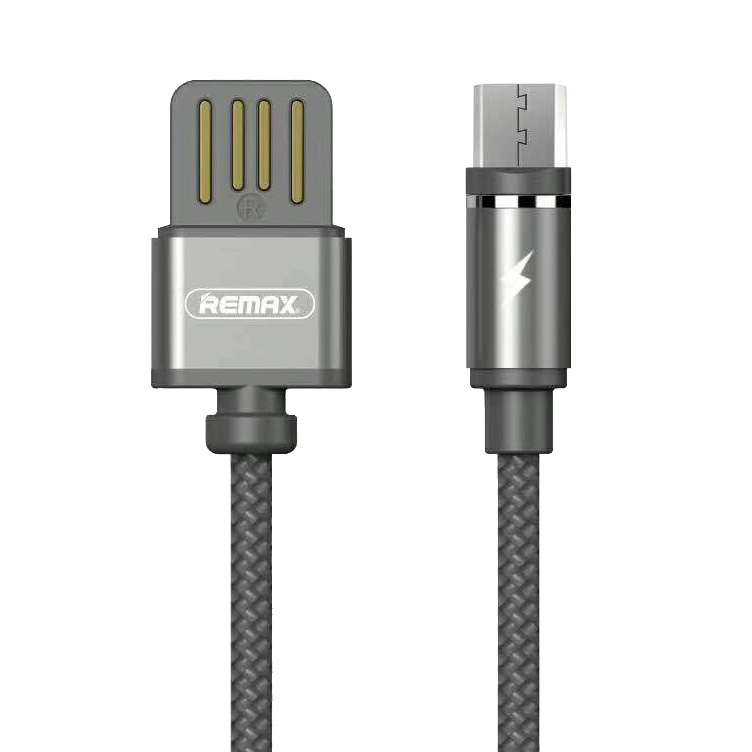 REMAX GRAVITY Magnetický dátový kábel micro USB RC-095m