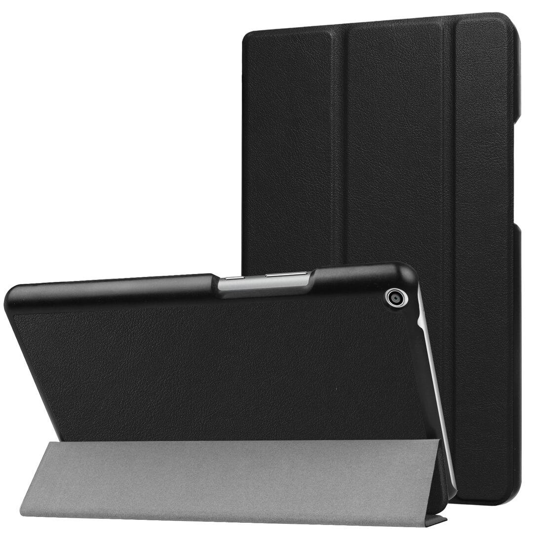 """FORCELL Zaklapovací obal Huawei MediaPad T3 8 """"černý"""