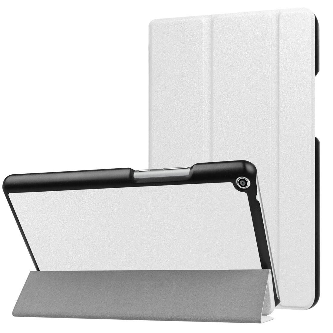"""FORCELL Zaklapovací obal Huawei MediaPad T3 8 """"bílý"""