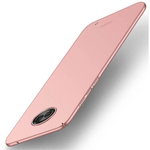 MOFI Ultratenký obal Motorola Moto G6 Plus růžový