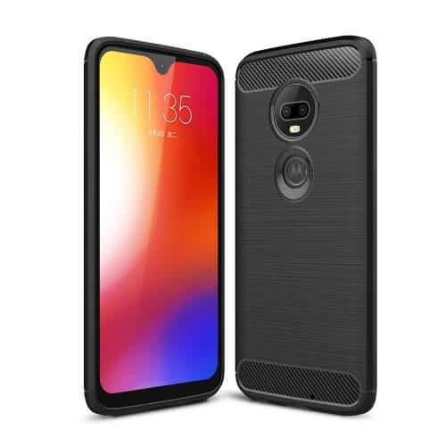 FORCELL FLEXI TPU Motorola Moto G7 černý