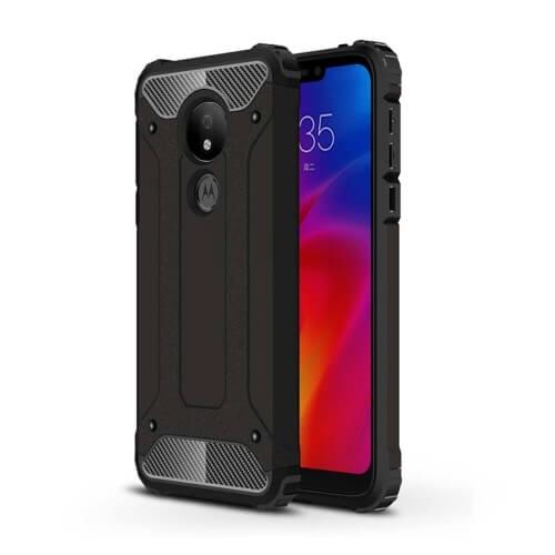 FORCELL TOUGH Ochranný kryt Motorola Moto G7 Power černý