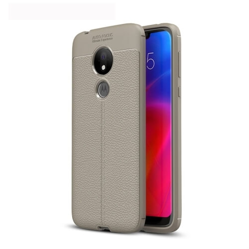 FORCELL PATTERN TPU kryt Motorola Moto G7 Power šedý