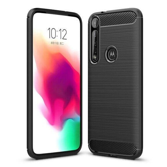 FORCELL FLEXI TPU Kryt Motorola One Macro čierny