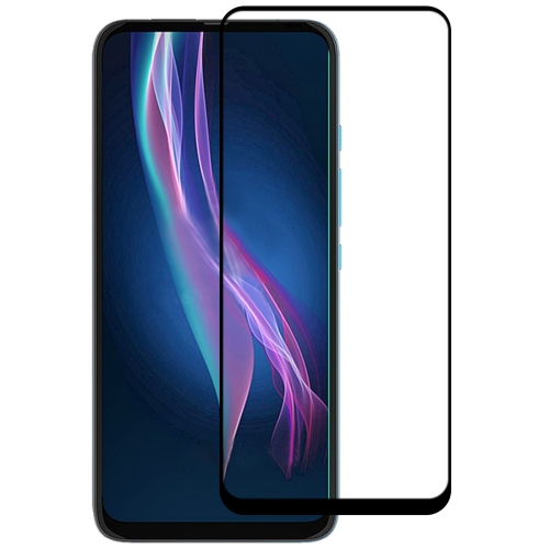 FORCELL 3D Tvrzené sklo Motorola One Fusion + černé
