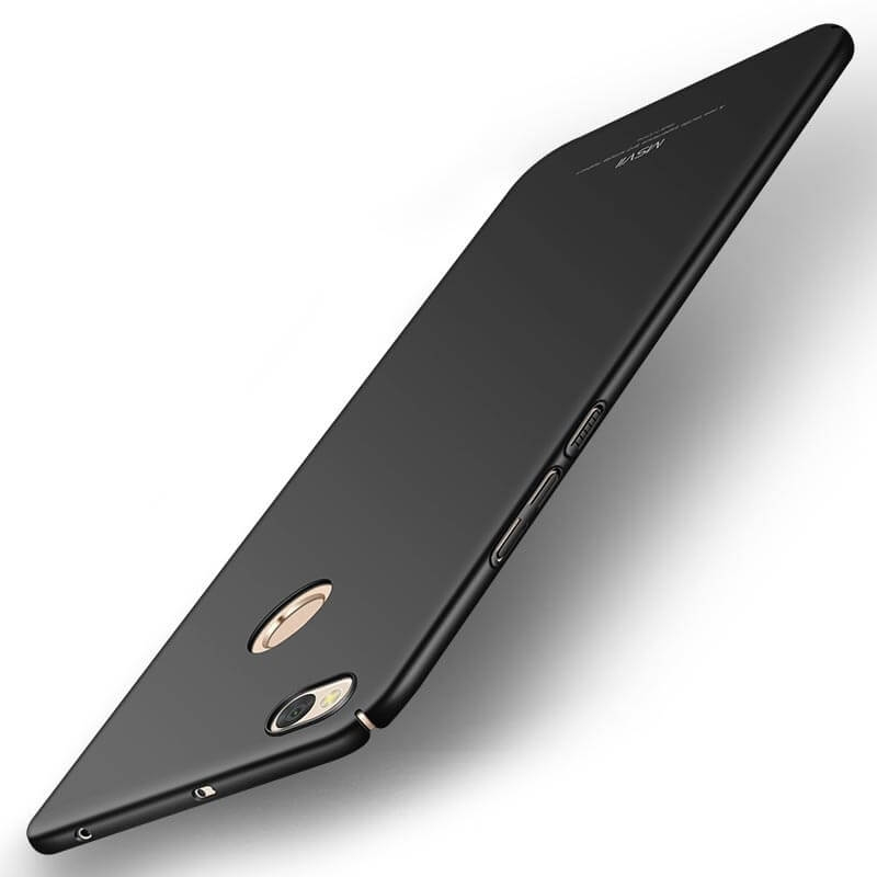 FORCELL MSVII Ultratenký obal Xiaomi Redmi 4X čierny