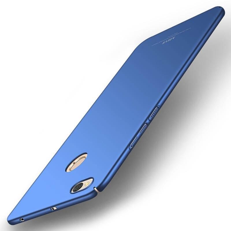 FORCELL MSVII Ultratenký obal Xiaomi Redmi 4X modrý