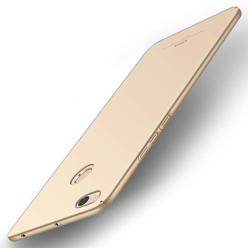 FORCELL MSVII Ultratenký obal Xiaomi Redmi 4X zlatý