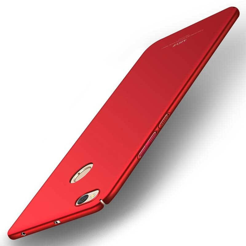 FORCELL MSVII Ultratenký obal Xiaomi Redmi 4X červený