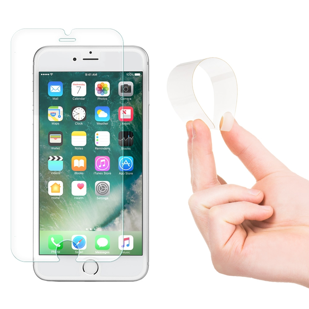 FORCELL NANO flexibilní sklo Apple iPhone 8 Plus