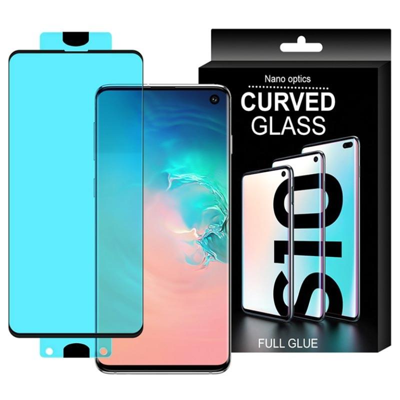 FORCELL 3D Tvrdené sklo Samsung Galaxy S10 Plus čierne