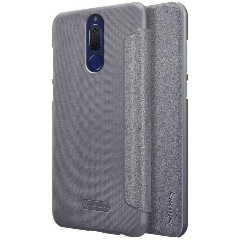 NILLKIN SPARKLE Ochranný obal Huawei Mate 10 Lite šedý
