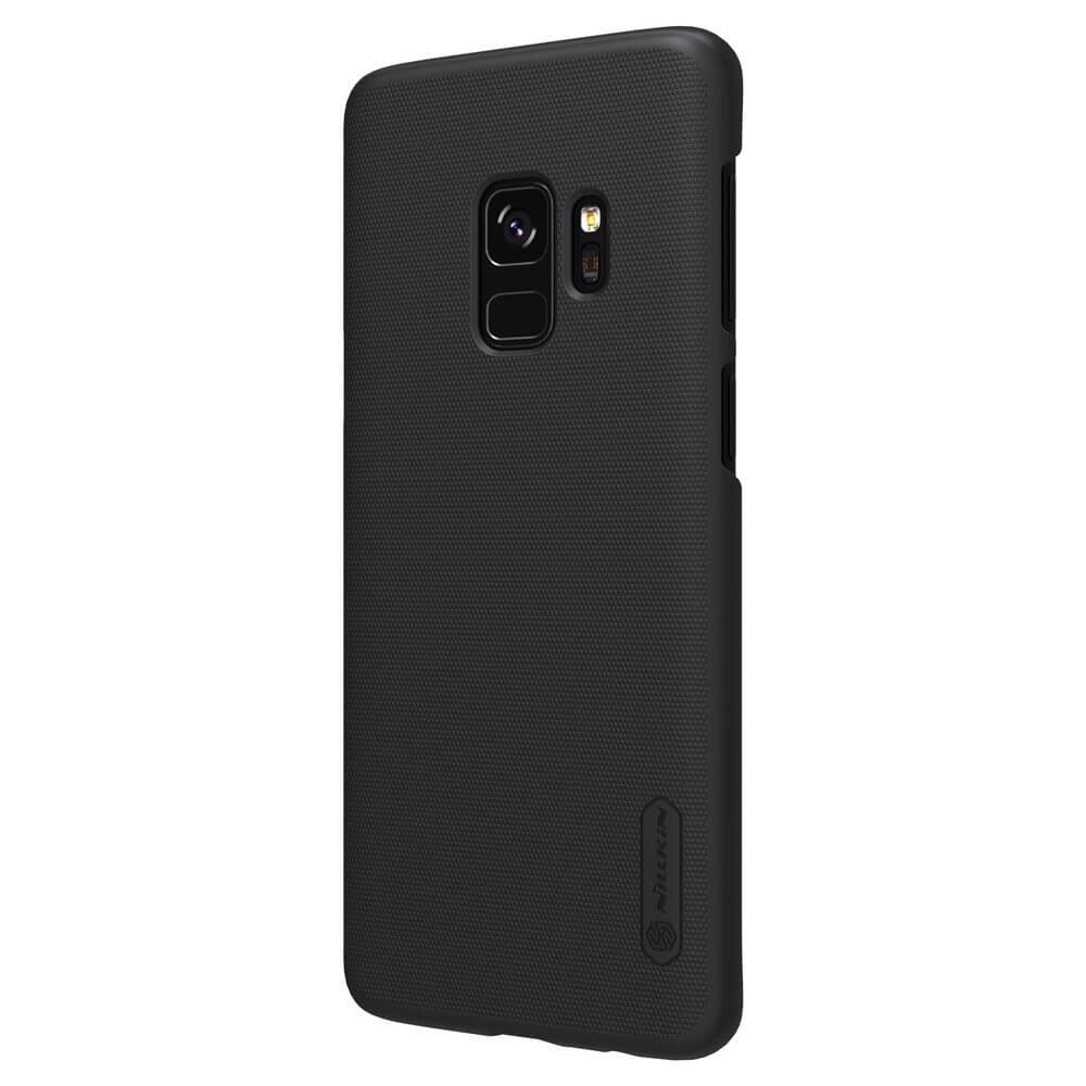 NILLKIN FROSTED Samsung Galaxy S9 + ochranná fólie černý
