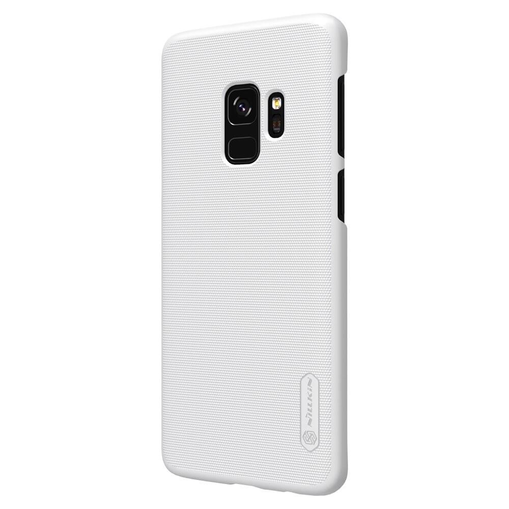 NILLKIN FROSTED Samsung Galaxy S9 + ochranná fólie bílý