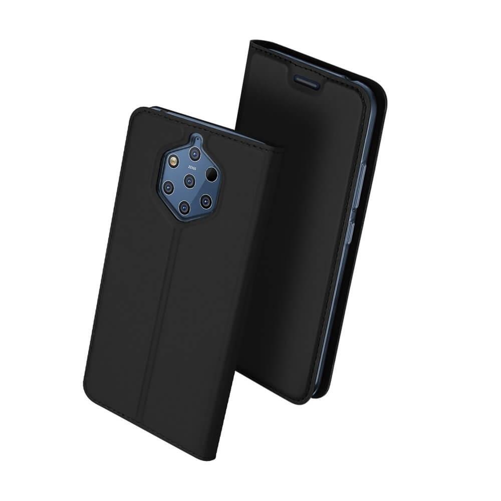 DUX Peňaženkový obal Nokia 1 Plus černý