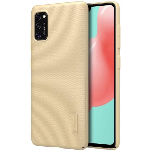 NILLKIN FROSTED Samsung Galaxy A41 zlatý