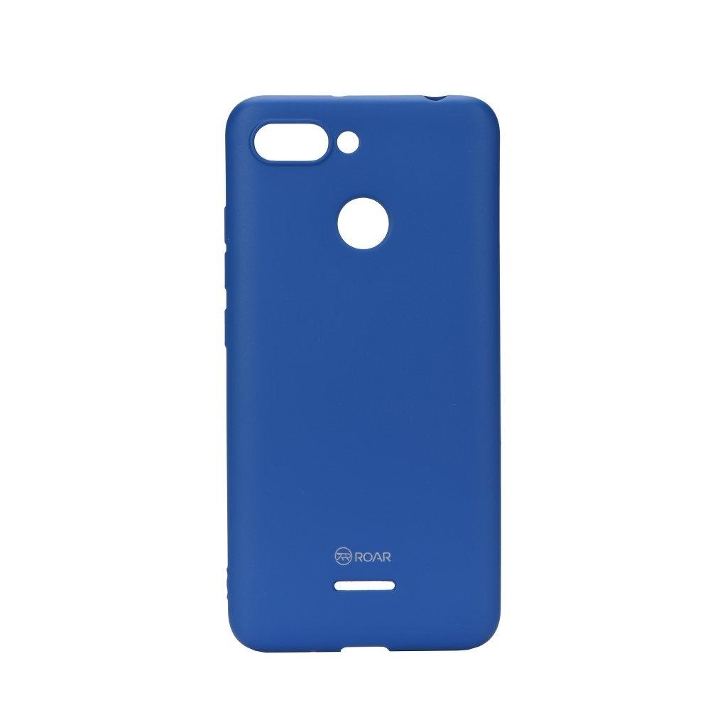 ROAR COLORFUL TPU Obal Xiaomi Redmi 6 modrý