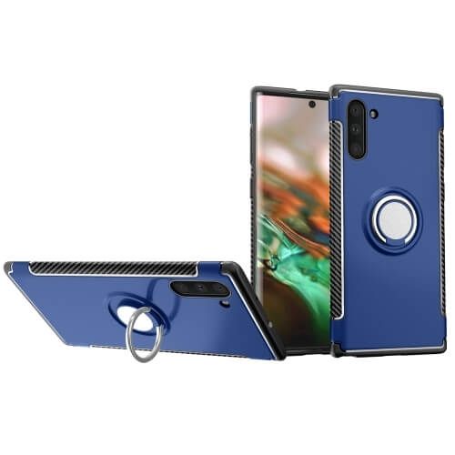 FORCELL HOLD Ochranný kryt Samsung Galaxy Note 10 modrý