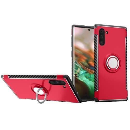 FORCELL HOLD Ochranný kryt Samsung Galaxy Note 10 červený